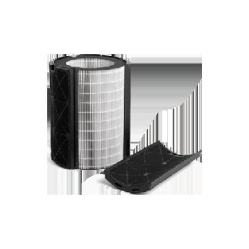 LIFAair LA21 (HEPA filter) + LA31 (Active Carbon Filter) for LA350A